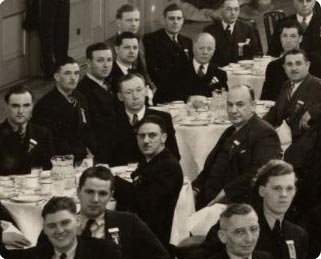 An image of AARO 1939 meeting